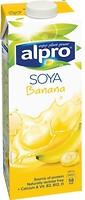 Фото Alpro соевое Банан 1 л