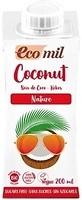 Фото Ecomil кокосовое без сахара Bio 200 мл