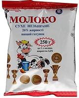 Фото Молочний Світ молоко сухое 26% 250 г
