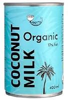 Фото Amrita кокосовое Organic Coconut 17% 400 мл