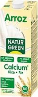 Фото NaturGreen рисовое с кальцием 1 л
