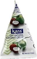 Фото Kara сливки растительные кокосовые 24% 65 мл