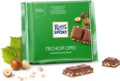 Фото Ritter Sport молочный Лесной орех (Nuss-Splitter) 100 г