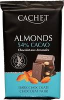 Фото Cachet черный Almonds 300 г