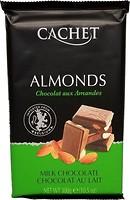 Фото Cachet молочный Almonds 300 г