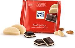 Фото Ritter Sport темный Марципан (Marzipan) 100 г