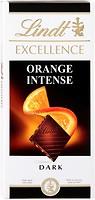 Фото Lindt Excellence темный со вкусом апельсина 100 г