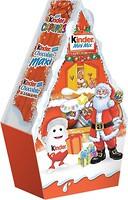 Фото Kinder шоколадный набор Новогодний Mini Mix 85.5 г