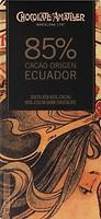 Фото Amatller черный Ecuador 85% 70 г