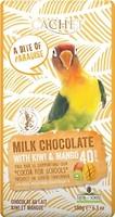 Фото Cachet молочный Tanzania Kiwi & Mango 180 г