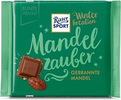 Фото Ritter Sport молочный Волшебный миндаль (Mandel Zauber) 100 г