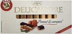 Фото Baron Excellent молочный Delicadore Peanut & Caramel 200 г