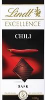 Фото Lindt Excellence темный со вкусом чили 100 г