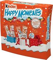 Фото Kinder шоколадный набор Happy Moments 242 г