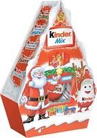 Фото Kinder шоколадный набор Новогодний Дом Mix 199.5 г