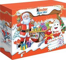 Фото Kinder шоколадный набор Посылка Новогодняя Mix 219.5 г