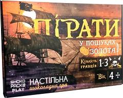 Фото Shokopack шоколадный игровой набор Пірати 100 г