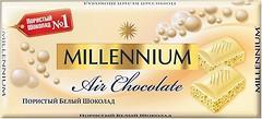 Фото Millennium белый Premium пористый 90 г
