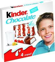 Фото Kinder молочный Chocolate T4 с начинкой 50 г