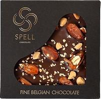 Фото Spell темный с шоколадной карамелью 100 г