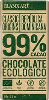 Фото Blanxart черный органический Republica Dominicana 99% 80 г