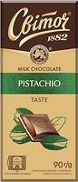 Фото Світоч молочный со вкусом Фисташка 90 г