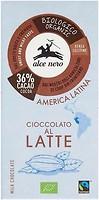 Фото Alce Nero молочный Organic 100 г