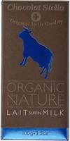 Фото Chocolat Stella молочный органический 100 г