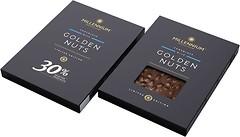 Фото Millennium молочный Golden Nuts с цельным фундуком 1.1 кг