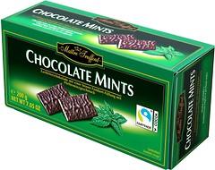 Фото Maitre Truffout Chocolate Mints 200 г
