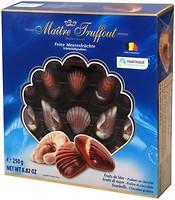 Фото Maitre Truffout Pralines Sea Shells Blue 250 г