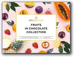 Фото Millennium Фрукты в шоколаде 300 г