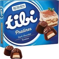 Фото Roshen Шоколадные конфеты Tibi Pralines Tiramisu 120 г