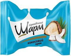 Фото АВК Шоколадные конфеты Королевский шарм с кокосовым кремом 1 кг