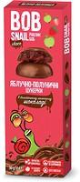 Фото Bob Snail яблочно-клубничные в молочном шоколаде 30 г