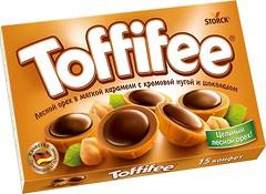 Фото Toffifee с лесным орехом и шоколадом 125 г
