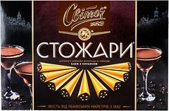 Фото Світоч Стожары со вкусом кофе с коньяком 232 г