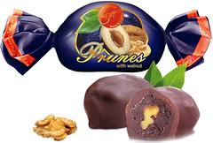 Фото Мария Чернослив с орехом в шоколаде 1 кг