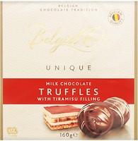 Фото Belgid'Or Truffles With Tiramisu Filling 160 г
