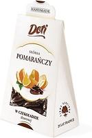 Фото Doti Апельсиновые цукаты в темном шоколаде 100 г