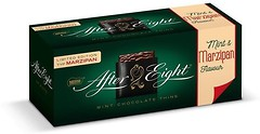 Фото Nestle After Eight Mint Marzipan Chocolate 200 г