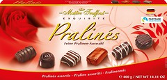 Фото Maitre Truffout Assorted Pralines Red 400 г