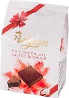 Фото Belgian Salted Brownie Milk Chocolate 176 г