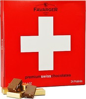 Фото Favarger Premium Swiss Chocolates 240 г