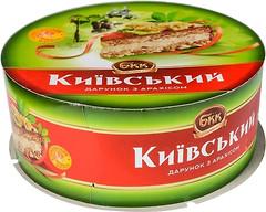 Фото БКК торт Киевский подарок с арахисом 450 г
