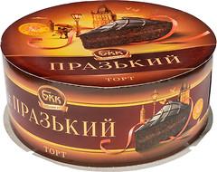 Фото БКК торт Пражский 450 г