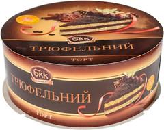 Фото БКК торт Трюфельный 850 г