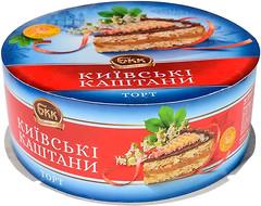 Фото БКК торт Киевские каштаны 450 г