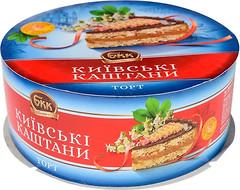 Фото БКК торт Киевские каштаны 850 г