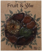 Фото Fruit&You пирог с сухофруктами грецкий орех 200 г